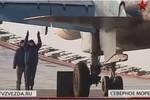 Video: Nga khởi động huấn luyện bay trên hàng không mẫu hạm Kuznetsov