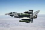 Eurofighter Typhoon được thử nghiệm mang siêu tên lửa Taurus 350