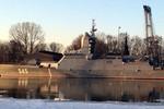 Hạm đội Baltic, Hải quân Nga sắp có thêm hộ tống hạm Resistant