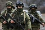 """Cập nhật hình ảnh lực lượng vũ trang """"lạ"""" ở Ucraine"""