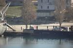 Tàu ngầm U01 Zaporizhia của Ucraine đã được cắm cờ Nga