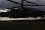 Video: Trực thăng Ka-52 của Nga lượn sát đầu người ở Crimea