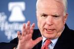John McCain: TQ hoàn toàn chịu trách nhiệm về hành động với Việt Nam