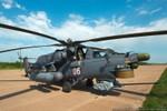 """Chùm ảnh phi công trực thăng Nga chuẩn bị thi tài """"Avia – darts 2014″"""