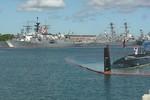 Hải quân Mỹ: TQ đang do thám trong đại tập trận RIMPAC 2014