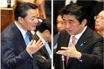 """Thủ tướng Nhật Bản trong """"tâm bão"""" tuyên truyền khủng khiếp của TQ"""