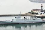 TQ đã đưa tàu khu trục 052D xuống Biển Đông tập trận