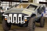 Nga hé lộ phiên bản xe tác chiến ZIL mới cho quân đội