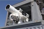 Hải quân Mỹ tiết lộ video thử nghiệm vũ khí laser ở Vùng Vịnh