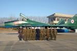 Bắc Triều Tiên tăng quân số lực lượng không quân