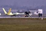 Lộ diện máy bay không người lái cải tiến Wing Loong của Trung Quốc