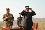 """""""Bắc Triều Tiên sẽ có 20 vũ khí hạt nhân trước khi ông Obama rời nhiệm sở"""""""
