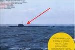 Tạp chí Top Gear Nga vô tình đăng ảnh tàu ngầm tuyệt mật của quân đội