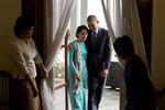 Hoa Kỳ muốn chặn đường Trung Quốc, ảnh hưởng của ASEAN ở Myanmar