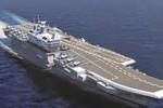Lo ngại TQ ở Biển Đông, Ấn Độ nhờ Mỹ giúp chế tạo tàu sân bay