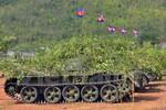 Năm 2014, Việt Nam đã viện trợ quốc phòng cho Campuchia hơn 21 triệu USD
