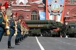 Nga: Lãnh đạo Anh, Đức, EC tuyên bố không tham gia duyệt binh ở Moscow