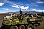 Ấn tượng với những hình ảnh của Biệt đội chiến đấu Lữ đoàn Stryker 2