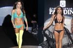 Vợ ông trùm F1 khoe sắc cùng bikini trên sàn catwalk