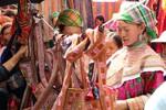 Đầu xuân khám phá chợ phiên nơi địa đầu Tổ quốc
