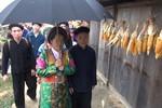 Lễ đón dâu của người H'Mông không thể thiếu các vị thần