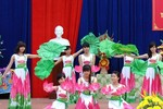 Trường THPT thành phố Việt Trì kỷ niệm 50 năm thành lập
