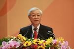 Tổng Bí thư Nguyễn Phú Trọng nói về chủ quyền biển đảo