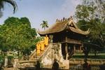 Hà Nội loay hoay phương án làng cổ Đường Lâm và chùa Một Cột