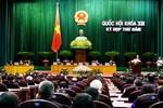 Hôm nay, Quốc hội bàn về 4 vấn đề lớn trong DT sửa đổi Hiến pháp 1992