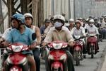 Hà Nội thu phí đường bộ xe máy cao nhất 100 nghìn/năm