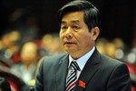 Bộ trưởng Bùi Quang Vinh: Không bôi hồng hay tô đen số liệu thống kê