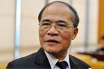 """Chủ tịch Quốc hội Nguyễn Sinh Hùng: """"Thế này thì chỉ chết dân thôi..."""""""