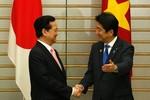 Nghi án hối lộ 16 tỷ: Thủ tướng Việt Nam nói gì với Thủ tướng Nhật?
