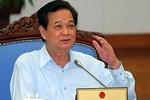 """Thủ tướng Nguyễn Tấn Dũng: """"Nếu không thực hiện được thì từ chức..."""""""