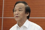 GS.Nguyễn Lân Dũng: Đổi mới nhưng cần lưu ý quy định của pháp luật