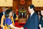 Giữ vững môi trường hòa bình là mục tiêu cao nhất của Việt Nam