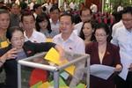 Cấm phóng viên tiếp cận Đại biểu Quốc hội khi đang lấy phiếu tín nhiệm