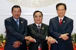 """4 biện pháp đẩy mạnh """"tam giác phát triển"""" Việt Nam - Lào - Campuchia"""