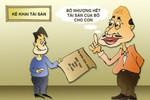Mọi tài sản tham nhũng phải được thu hồi