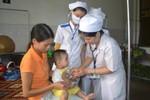 Ngành y tế tăng cường các biện pháp an toàn vệ sinh lao động