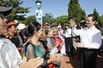 Mẹ Việt Nam anh hùng được giảm 90% giá vé tàu