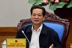 """Thủ tướng Nguyễn Tấn Dũng: """"Tôi sẽ có chỉ thị nhắc nhở..."""""""