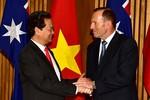 Việt Nam và Australia tăng cường hợp tác an ninh, quốc phòng