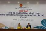 Quốc hội Việt Nam luôn là thành viên tích cực của IPU