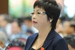 Kết quả biểu quyết bãi miễn tư cách Đại biểu Quốc hội bà Châu Thị Thu Nga