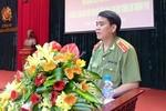 """Tướng Chung: """"Một số cán bộ, Đảng viên mất cảnh giác với âm mưu của địch"""""""