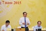 Bộ trưởng Nguyễn Văn Nên thông tin về vụ bắt cựu Chủ tịch Tập đoàn Dầu khí
