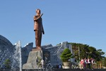Thủ tướng yêu cầu Sơn La báo cáo việc xây tượng đài Bác Hồ