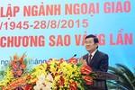 Chủ tịch nước nói về những thách thức lớn của ngoại giao Việt Nam hiện nay