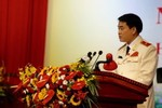 Tướng Chung được giới thiệu làm Chủ tịch Hà Nội